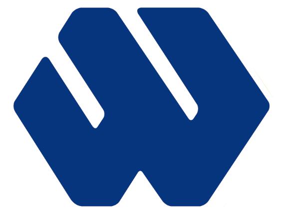 Walters  08B600  6x1/4 HP GR Wheels - 08B600