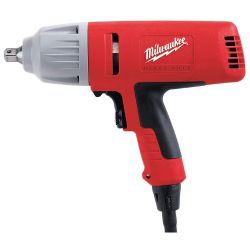 MILWAUKEE 9072-22, 1/2 IN. VSR IMPACT WRENCH WITH - CASE AND 6 SOCKETS 9072-22