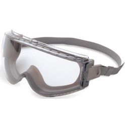HONEYWELL UVEX S3960C, GOGGLES-SAFETY STEALTH - GREY/CLEAR S3960C