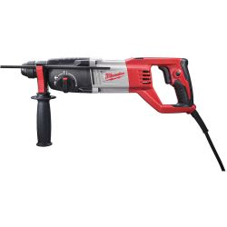 "MILWAUKEE 5262-21, ROTARY HAMMER -SDS+ 7/8"" CAP - D-HANDLE -MILWAUKEE 5262-21"