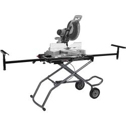 PORTER CABLE PC136MS, MITRE SAW STAND-UNIVERSAL - W/WHEELS - PC136MS