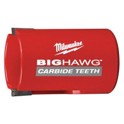 "MILWAUKEE 49-56-9205, HOLE CUTTER - 1-3/4"" BIG HAWG - 10X LARGER CARBIDE TEETH 49-56-9205"