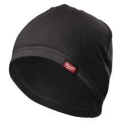 MILWAUKEE 422B, HARDHAT LINER-WORKSKIN - COLD WEATHER BLACK 422B