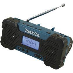 MAKITA RM01, PORTABLE AM/FM RADIO - 12-VOLT RM01