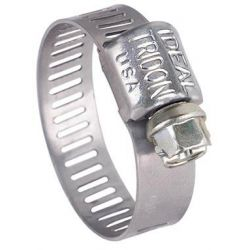 IDEAL CLAMP PRODUCTS MAH5-10, ALL STAINLESS GEAR CLAMP MAH5 - 7/16-11/16 MAH5-10