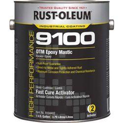 RUST-OLEUM 9104402, ACTIVATOR 1 GAL - FAST CURE 9104402