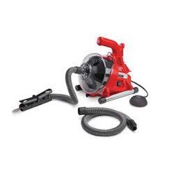 "RIDGID 55808, DRAIN CLEANING MACHINE - 120V 3/4"" - 1-1/2"" POWERCLEAR 55808"