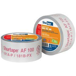 "SHURTAPE TECHNOLOGIES 155206, TAPE-ALUMINUM FOIL SHURTAPE - 2-1/2"" X 60 YD 155206"
