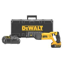 DEWALT DCS380P1, RECIPROCATING SAW KIT - 20V - LITHIUM ION - DCS380P1