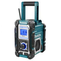 MAKITA DMR108C, JOBSITE RADIO - USB CHARGING PORT BLUETOOTH DMR108C