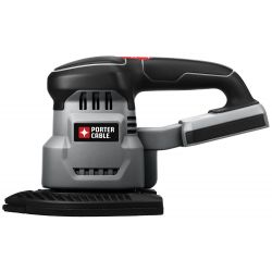 PORTER CABLE PC18DS, 18V PALM SANDER PORTER CABLE - TOOL ONLY - PC18DS