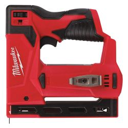 "MILWAUKEE 2447-20, CROWN STAPLER M12 - 3/8"" TOOL ONLY - 2447-20"