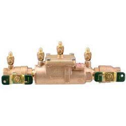 "WATTS WATER TECHNOLOGIES LF007-QT112, WATTS DOUBLE CHECK BACKFLOW - 1-1/2"" DCVA TESTABLE LF007-QT112"