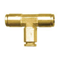 FAIRVIEW PC64-4, PRESTOLOCK-TEE - 1/4 X 1/4 TUBE X TUBE 164PL-4 PC64-4
