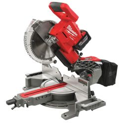"MILWAUKEE 2734-21HD, MITRE SAW KIT-SLIDING 10"" - M18 FUEL C/W 1 9.0 HD BATT 2734-21HD"