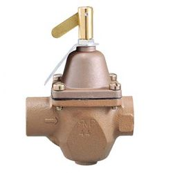 "WATTS WATER TECHNOLOGIES 0386425, PRESSURE REGULATOR 1/2"" 1156F - BOILER FEED 0386425"
