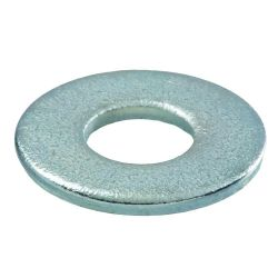 H.PAULIN 146-018, FLAT WASHER- PLATED 75 PC/LB - 3/8 BOLT SIZE (1LBS/PKG) 146-018