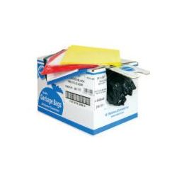 """RALSTON 6333-00, GARBAGE BAG-PLASTIC (50/CASE) - 48"""" X 60"""" STRONG - CLEAR 6333-00"""