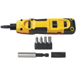 KLEIN TOOLS VDV427-807, PUNCHDOWN MULTI-TOOL WITH - 110/66 BLADE, WORKENDS VDV427-807