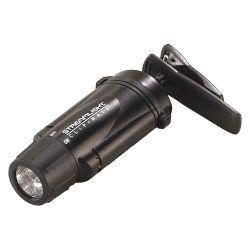 STREAMLIGHT 61101, CLIPMATE W/ WHITE LED LIGHTS - BLACK - 61101