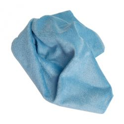 "SAINT-GOBAIN ABRASIVES 07660705300, CLOTH-MICROFIBER BLUE - 16"" X 16"" 07660705300"