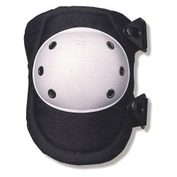 ERGODYNE 300, KNEE PAD-SHORT CAP GRAY - ROUNDED HARD PLASTIC CAP 300