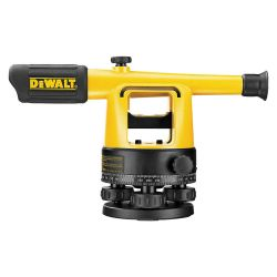 DEWALT DW090PK, 20X BUILDERS LEVEL PACKAGE - C/W TRIPOD - DW090PK