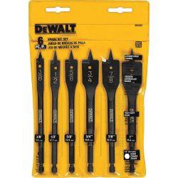 DEWALT DW1587, SPEEDBORE BIT-SET - 6 PC DW1587