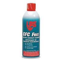 ITW PRO BRANDS LPS C03116, CONTACT CLEANER-ELECTRO - 11 OZ AEROSOL/312 GR CFC FREE C03116