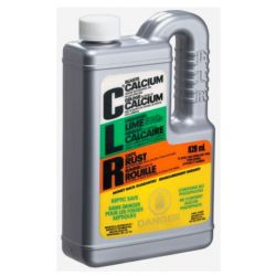 CLR CLR, CLEANER / REMOVER CLR - CALCIUM LIME RUST 828 ML CLR