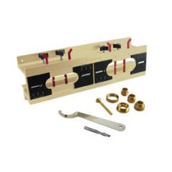 GENERAL TOOLS 870, E.Z. PROTM MORTISE AND TENON - JIG 870