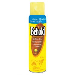 PROSCAN MEDIA PRODUCTS PLEDGE JDV-CB575108, POLISH SPRAY - FURNITURE - BEHOLD AEROSOL 384G LEMON JDV-CB575108