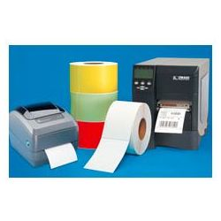"TECH LABELS TT4060P-Y, THERMAL TRANSFER LABEL 4""X6"" - YELLOW 1000/ROLL 4/CS TT4060P-Y"