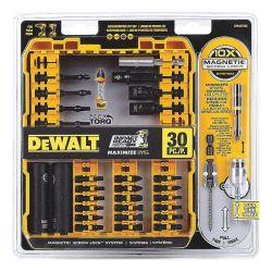 DEWALT DWA2T30C, BIT SET - FLEX TORQ 30PC - HEX SHANK IMPACT DRIVER DWA2T30C