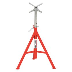RIDGID 56662, PIPE STAND-HIGH BOY VJ-99 - V HEAD - 56662