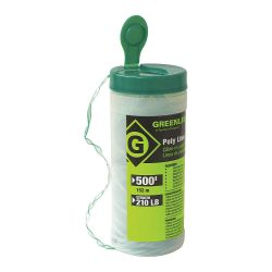 GREENLEE 430-500, TWINE - SPIRAL WRAP 430-500