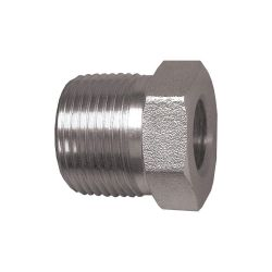 FAIRVIEW S1003C, COUPLING - STEEL - 3/8 FPT #24SJ06 - S1003C