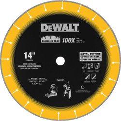 "DEWALT DW8500, BLADE-CHOP SAW - 14"" X 7/64"" X 1"" DIAMOND EDGE DW8500"