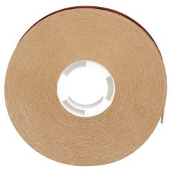 3M SCOTCH 924-1/2X60, TAPE-REV WOUND ADHESIVE TRANS - 12.7MMX 60M ( 1/2) - 924-1/2X60