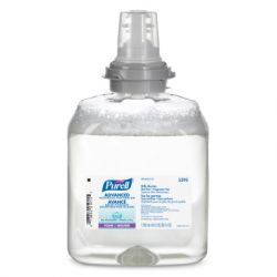 GOJO 5395-02-CAN00, HAND SANITIZER-PURELL FOAM - 70% ALCOHOL TFX 1.2L REFILL 5395-02-CAN00