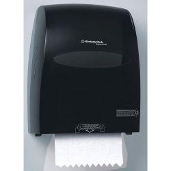 KIMBERLY-CLARK 09990, DISPENSER-PAPER TOWEL - K.C. SMOKED 09990