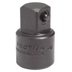 PROTO J7652, SOCKET ADAPTER-IMPACT - 1/2F X 3/4M J7652