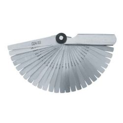 GENERAL TOOLS 226T, PRECISION 26 TAPER LEAF - FEELER GAGE 226T