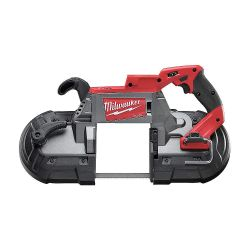 MILWAUKEE 2729-20, BANDSAW-CORDLESS-DEEP CUT - M18 FUEL TOOL ONLY 2729-20