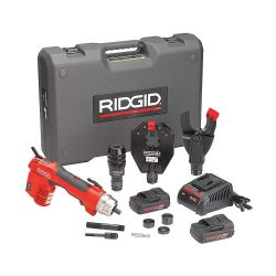 ELECTRICAL TOOL KIT RE 6 - 3 IN 1 QUICKCHANGE SYSTEM