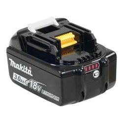 MAKITA 194288-3, BATTERY 18 VOLT LITHIUM-ION - BL1830-10 3.0 AH LXT 10 PACK - 194288-3