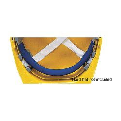 REPLACEMENT HARDHAT BROW PADS - (PACKAGE OF 12)