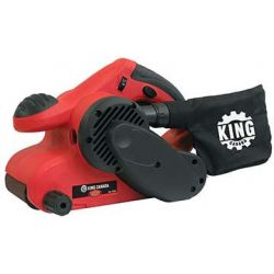 "KING TOOLS 8356VS, KING 3"" X 21"" BELT SANDER - 7.2 AMP 8356VS"