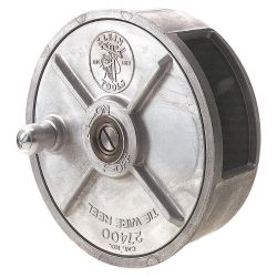 KLEIN TOOLS 27400, TIRE WIRE REEL ALUMINUM - ( KLEIN ) 27400