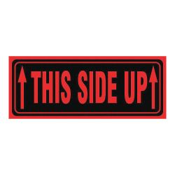"""ACCUFORM SIGNS MPC059PS5, LABELS THIS SIDE UP - 2"""" X 5"""" 500/ROLL MPC059PS5"""